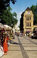 Germany, Dortmund : Westenhellweg