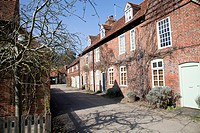 Hambleden Village in Buckinghamshire in UK.