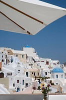 Oia, Santorini (Thira), Cyclades, Greek Islands, Greece, Europe