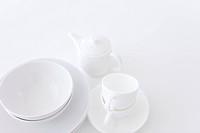 Ceramic Teaset