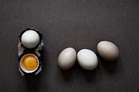 Picture about some eggs.