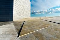 National Oslo Opera House, Oslo, Norway, Europe.
