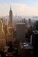 Urban Landscape, New York City, United States.
