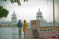 India: Punjab: Anandpur Sahib: Kesgarh Sahib Gurudwara :