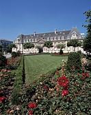 L-Luxemburg, Arbed, Verwaltungsgebaeude, L-Luxembourg, Arbed, administration building, UNESCO, Welterbe, Weltkulturerbe, UNESCO World Heritage Site - ...