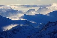 Swiss Alps, Switzerland.