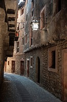 ALBARRACIN; TERUEL; SPAIN.