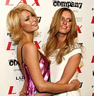 Paris Hilton, Nicky Hilton at arrivals for LAX NIGHTCLUB NEW YEAR'S EVE BASH, Luxor Hotel & Casino Resort, Las Vegas, NV, December 31, 2007. Photo by:...