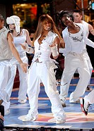 Janet Jackson on stage for NBC Today Show Concert with JANET JACKSON, Rockefeller Center, New York, NY, September 29, 2006. Photo by: Brad Barket/Ever...