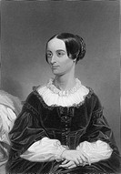 Emily Chubbuck Judson a.k.a. Fanny Forrester, 1817 - 1854, an American poet,.