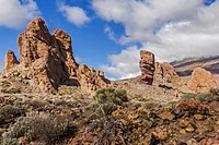 Mount Teide National Park Tenerife Canary Islands