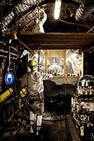Oer-Erkenschwick kann auf eine etwa 100-jaehrige Bergbaugeschichte zurueckblicken. Der Bergbau- und Geschichtsverein wurde im Jahr 2001 nach dem Rueck...