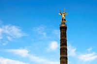The Siegessaule in Berlin