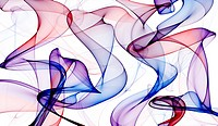 Background of abstract colorful lines
