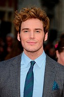 'The Quiet Ones' World Premiere at Odeon West End - Arrivals Featuring: Sam Claflin Where: London, United Kingdom When: 01 Apr 2014 Credit: Joe/WENN.c...