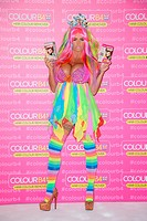 Katie Price at the 'ColourB4' photocall Featuring: Katie Price Where: London, United Kingdom When: 04 Jun 2014 Credit: Joe/WENN.com