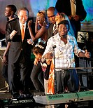 Setting the Stage 2015 and Beyond - An international cultural evening and concert at the United Nations Headquarters New York Featuring: UN Secretary ...