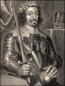 Ferdinand III., 1608-1657, Roman-German Emperor, historical portrait