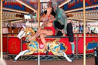 London Wonderground's photocall and launch Featuring: Heather Holiday,The Lizard Man Where: London, United Kingdom When: 24 Jul 2014 Credit: Phil Lewi...