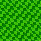 Abstract green squares pattern