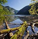 Lake Toplitzsee, Salzkammergut, Styria, Austria