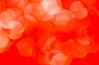 Abstract defocused blur red christmas lights background