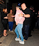 Lily Allen arriving at Loft Studios club, after her gig in Shepherd's Bush Featuring: Lily Allen Where: London, United Kingdom When: 28 Apr 2014 Credi...
