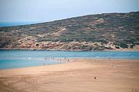 island and sea, greece