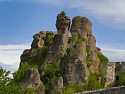 Bulgarian wonders – a beautiful view - phenomenon of Belogradchik rocks