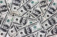 one hundred dollar bill American