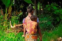 African mama