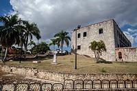 Diego Colon´s Palace, Santo Domingo, Dominican Republic