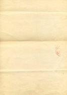 Old folder paper
