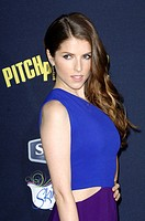 Anna Kendrick - Los Angeles/California/United States - PITCH PERFECT 2 FILM PREMERE