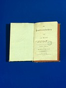 Theory of Colours, 1810 (photo), . / Goethe National Museum, Weimar, Germany / Bridgeman Images