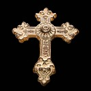Ornamental cross.