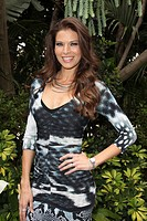 Adrienne Janic   attends ABC's Mother's Day Luncheon at Four Seasons Hotel Los Angeles at Beverly Hills on May 6, 2015 in Los Angeles, California.