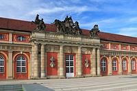 Filmmuseum, Potsdam, Germany.