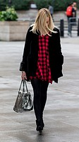 Fearne Cotton arriving at BBC in Portland Place to host Live Lounge on Radio 1 Featuring: Fearne Cotton Where: London, United Kingdom When: 20 Feb 201...