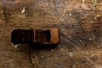 Old Wooden Planer