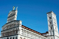 Cathedral s.matrino - Lucca