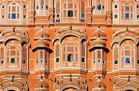 Palace of the Winds, Hawa Mahal in Jaipur