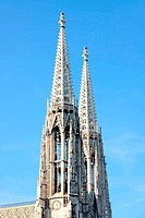 Votivkirche in Vienna, Austria