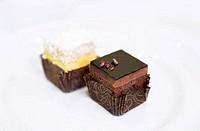 Chocolate and Lemon Tart
