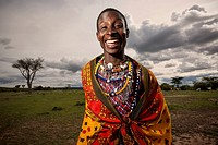 masai etnic people. masai mara national park. Kenya