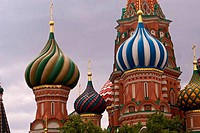 Saint Basil cathedral temple