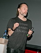 Thom Yorke live at the latitude festival 18 july 2015 Photo by Matias Altbach.