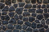 Dark stone wall background