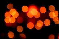 Abstract blur bokeh