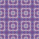 vintage wallpaper pattern seamless background. Vector.